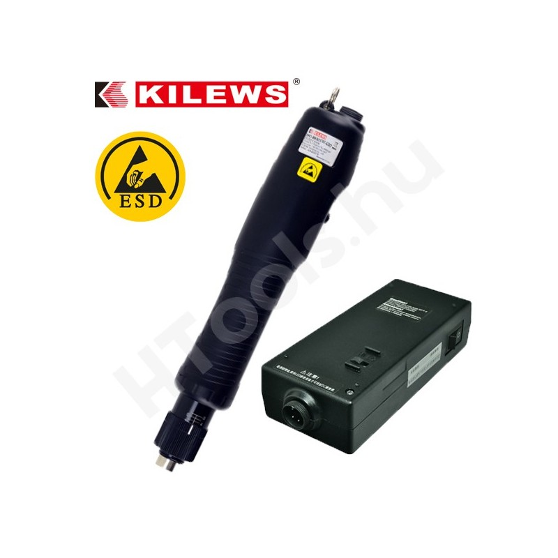 Kilews SKD-BN519P-ESD elektromos csavarozógép, automata lekapcsolás, 0.29-1.86 Nm, 700-1000 f/perc
