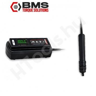 BMS MS050S-BT digitális nyomaték csavarhúzó 0.05-0.5 Nm, kétirányú Bluetooth adattovábbítás
