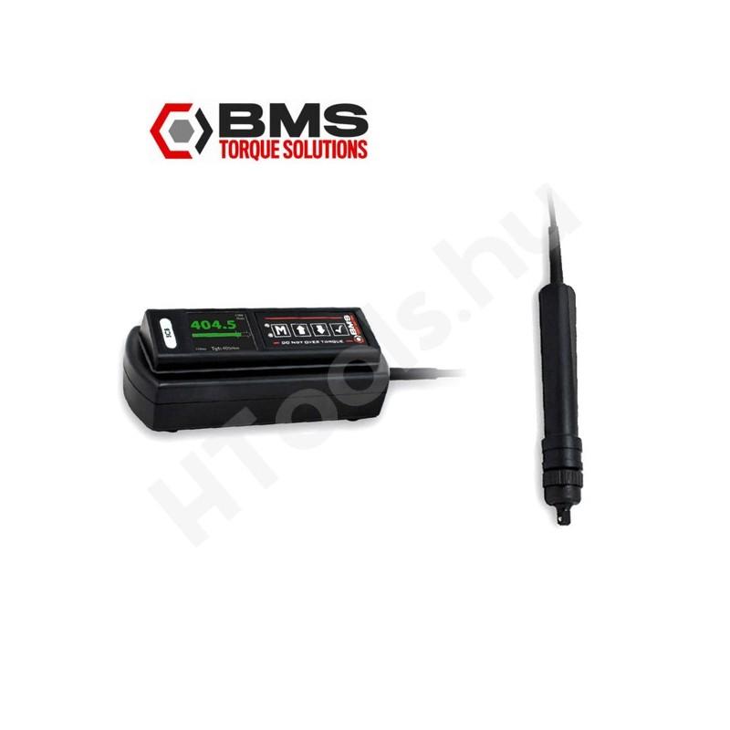 BMS MS200S-BT digitális nyomaték csavarhúzó 0.2-2 Nm, kétirányú Bluetooth adattovábbítás