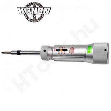 Kanon CN500LTDK kattanó nyomaték csavarhúzó, 100-500 cNm