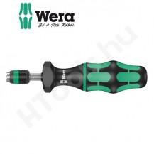 Wera 7430 megcsúszó nyomaték csavarhúzó, 0.1-0.34 Nm
