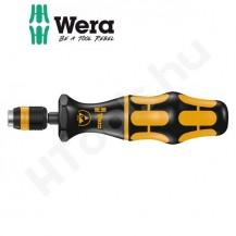 Wera 7430-ESD megcsúszó nyomaték csavarhúzó, 0.1-0.34 Nm