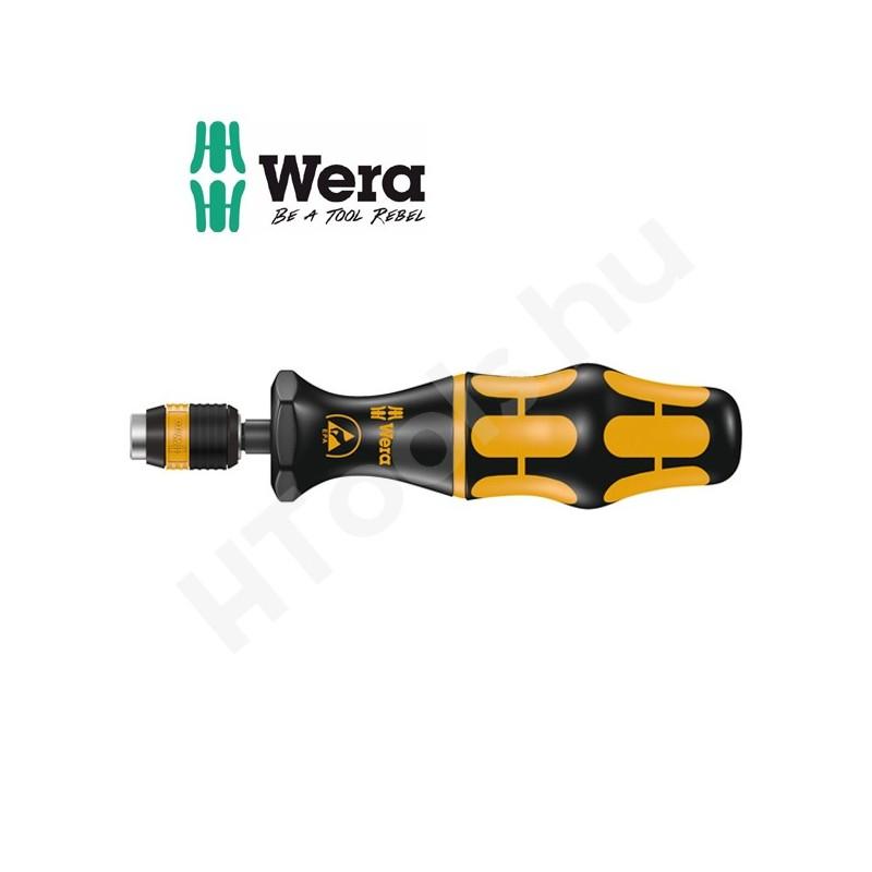 Wera 7431-ESD megcsúszó nyomaték csavarhúzó, 0.3-1 Nm