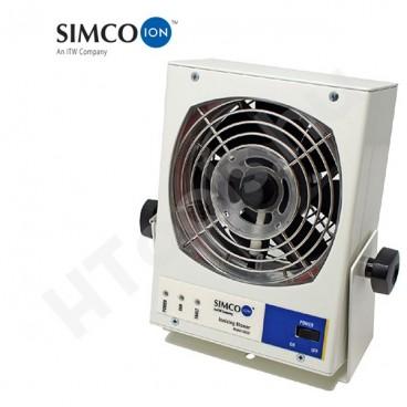 Simco-Ion 6832 asztali ionizátor, manuális emitter tisztító, ISO 4 tisztatér, LED fény és hangjelzés
