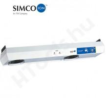 Simco-Ion Guardian CR2000 függesztett ionizátor, beépített emitter tisztító, ISO 4 tisztatér, két ventilátor