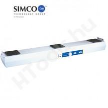 Simco-Ion Aerostat Guardian függesztett ionizátor, beépített emitter tisztító, ISO 5 tisztatér, 3 ventilátor