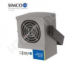 Simco-Ion 6422e-AC ionizátor U-konzolos rögzítés, ISO 5 tisztatér, LED fényjelzés, FMS, automata belső tisztítórendszer