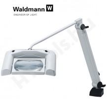 Waldmann SNLQ 54/2 LED nagyítós lámpa 3 dioptria