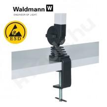 Waldmann ESD asztalrögzítés, ESD nagyítós lámpákhoz