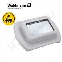 Waldmann ESD nagyítófeltét, SNLQ 54/2 ESD nagyítós lámpához, 4 dioptria