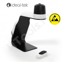 Ideal-tek TEK-SOPE-PLUS, full HD asztali digitális mikroszkóp, USB, LED, ESD, 46-460X