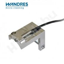 Wandres szorítótartó induktív érzékelővel, Janus 50 DE forgó ionizáló fúvóka fordulatszám méréséhez