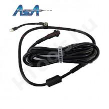 ASA csavarozó kábel 5 pólus, ASA-2000, ASA BS szénkefementes sorozat, ASA-7000, ASA-8000, ASA-9000 típusok