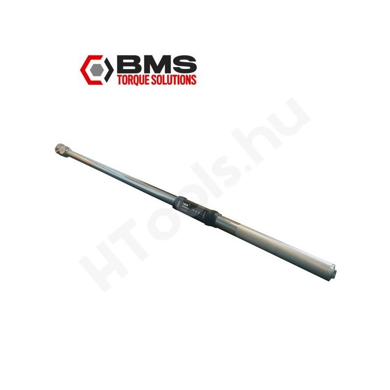 BMS TW2000P digitális nyomatékkulcs, 200-2000 Nm, USB adattovábbítás