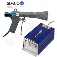 Simco Cobra pisztoly ionizátor 12 méter kábelhossz
