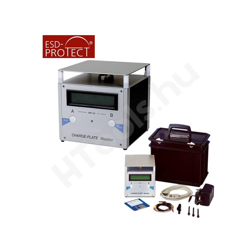CPM 8374 charged plate monitor