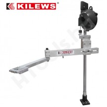Lineáris csavarozó állvány csuklós karral, KILEWS TL-700, max 25 Nm, max 3 kg, 80-750 mm munkaterület