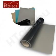 ProMat ESD asztalborítás tekercs, 10 méter hossz, 1 méter széles, kék