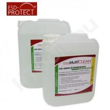 ESD MultiClean felület tisztítószer, 10 liter
