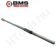 BMS TW1500A digitális szög és nyomatékkulcs, 150-1500 Nm, USB adattovábbítás