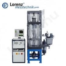 Lorenz Messtechnik erőmérő szenzor kalibráció DAkkS-DKD-R 3-3 és DIN EN ISO 376