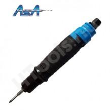 ASA-T60PB ipari pneumatikus csavarbehajtó, automata lekapcsolás, egyenes csavarozó, 1.5-9.5 Nm, 550 rpm