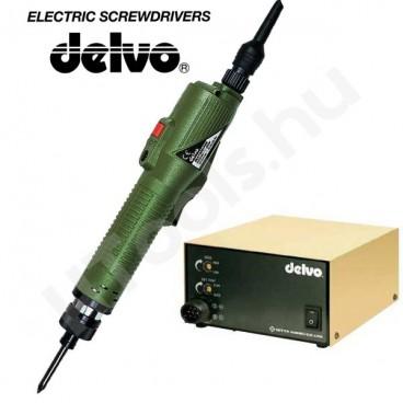 Delvo DLV8540-MKE elektromos csavarozógép, automata lekapcsolás, 1.2-2.7 Nm, 700 f/perc
