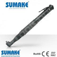 SUMAKE HAEWFE5180 ipari pneumatikus olajmentes sarokcsavarozó, automata lekapcsolás, szögfej csavarozó, 6-18 Nm, 700 rpm