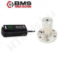 BMS ST340 nyomatékmérő transducer digitális kijelzővel, 34-340 Nm, USB vagy Bluetooth adat továbbítással