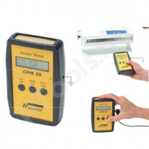 CPM 35 ionizátor teszter, walking teszt mérőműszer