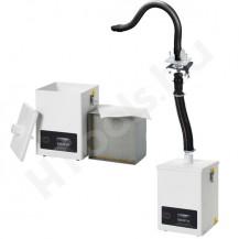 Bofa V200 forrasztási füstelszívó készlet, 1 db elszívókar, HEPA szűrő