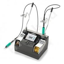NANE-2C JBC TOOLS digitális magas precíziós nano forrasztóállomás, USB adatkimenet, ESD védett