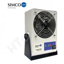Simco-Ion Aerostat PC2 asztali ionizátor, LED fény és hangjelzés, emitter tisztító, fűtéssel, hatékony munkaterület 30x122 cm
