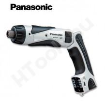 Panasonic EY7411LA1S akkumulátoros csavarozó készlet, automata lekapcsolás, csavar számlálás, 0.3-2.9 Nm, 200 vagy 600 f/perc