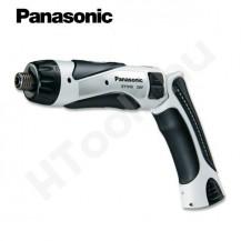 Panasonic EY7410LA2S akkumulátoros csavarozó készlet, elért nyomatékon automata lekapcsolás, 0.3-2.9 Nm, 200 vagy 600 f/perc