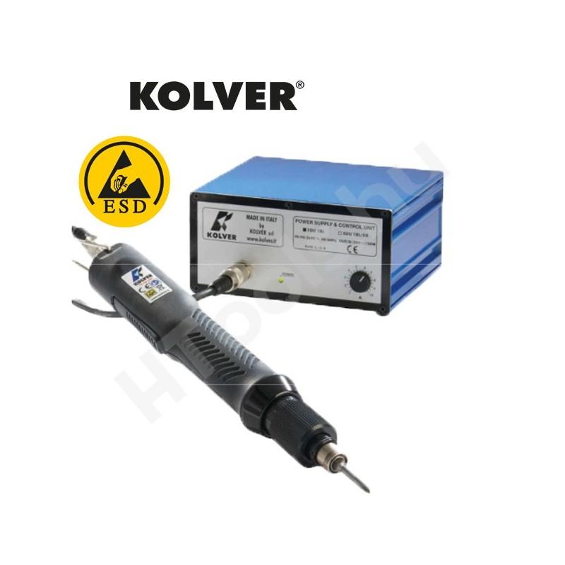 Kolver KBL04FR szénkefementes elektromos csavarozó, automata lekapcsolás, 0.04-0.4 Nm, 650-1000 f/perc