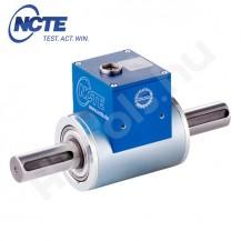 NCTE 4000 forgó, magnetostrikciós érintésmentes nyomatékmérő szenzor kétoldali tengely csatlakozással - 50-1000 Nm
