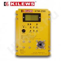 KILEWS KTM-250 digitális nyomatékmérő, 0.3-25 Nm - USB adat továbbítás, AJ-250 mérőfej, kétirányú, gyártói kalibráció