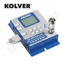 KOLVER K20 digitális nyomatékmérő, 0.5-20 Nm, RS232C adat továbbítás, ±0.5%, kétirányú, gyártói kalibráció