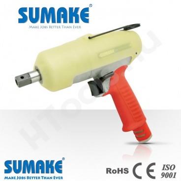"""SUMAKE IPW-2485P automata lekapcsolású impulzus csavarbehajtó, 55-85 Nm, 4800 rpm, 5-6 bar, 1/2"""""""
