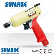 """SUMAKE IPS-2216P automata lekapcsolású impulzus csavarbehajtó, 7-16 Nm, 4500 rpm, 5-6 bar, 1/4"""" HEX"""