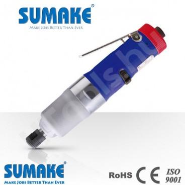 """SUMAKE IPS-2228 automata lekapcsolású impulzus csavarbehajtó, 16-32 Nm, 6200 rpm, 5-6 bar, 1/4"""" HEX"""