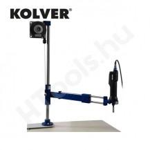 Lineáris csavarozó állvány, KOLVER LINAR2, max 50 Nm, max 1.5 kg, 184-665 mm munkaterület