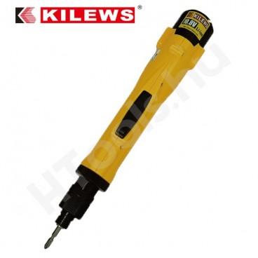 KILEWS SKC-PTA-BS30, 0.8-3 Nm, 850-1200 rpm, elért nyomatékon automata lekapcsolás, szénkefementes