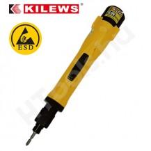 KILEWS SKC-PTA-BS30-ESD, 0.8-3 Nm, 850-1200 rpm, elért nyomatékon automata lekapcsolás, szénkefementes