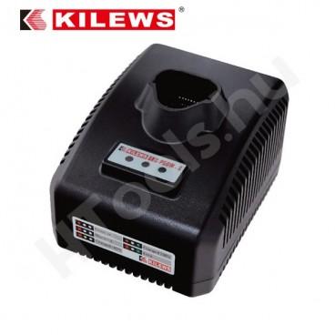 Kilews SKC-P50W-S akkutöltő SKC-PTA-BS akkus csavarozó gépekhez és SKC-LB1025S akkuhoz