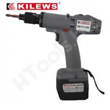 KILEWS SKC-PTA-B60, 2-6 Nm, 650-1000 rpm, elért nyomatékon automata lekapcsolás, szénkefementes
