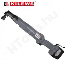 KILEWS SKC-PTA-L300, 12-30 Nm, 270-420 rpm, elért nyomatékon automata lekapcsolás, szénkefementes