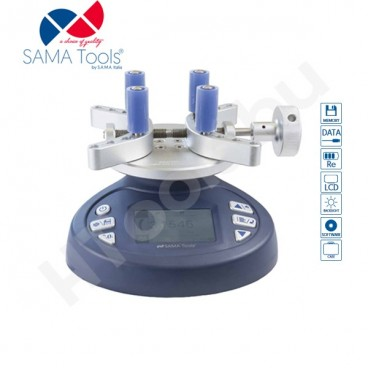 SADTM-X05 digitális kupak nyitó és záró nyomatékmérő - 5 Nm - adatkimenettel