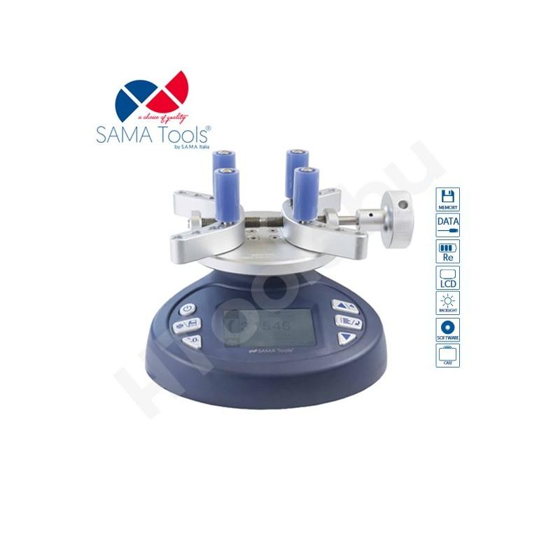 SADTM-X10 digitális kupak nyitó és záró nyomatékmérő, 10 Nm, adatkimenettel